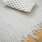 Cell rug from Lama Concept, POA, bespoke sizes. www.lamaconcept.nl