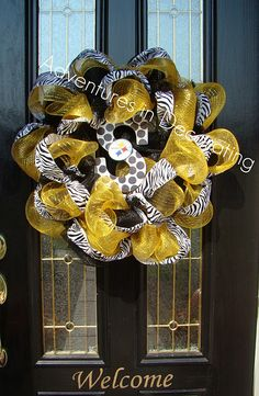 Welcome Steeler Nation
