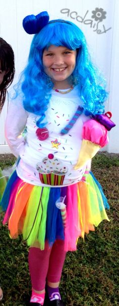 Katy Perry costume  sc 1 st  Pinterest & DIY Katy Perry Costume for Kids-- @craftytexasgirls.com #halloween ...
