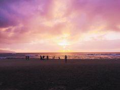 Northern lights.  #NorthShore #Oahu #Hawaii #Sunset #fsoahu