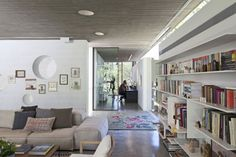 A House for an Architect by Pitsou Kedem Architects (11)