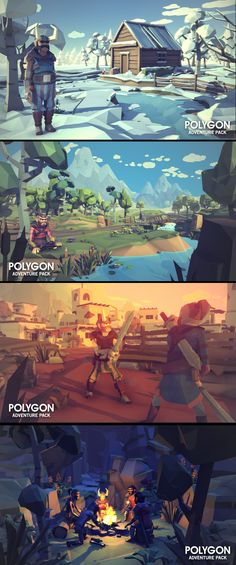 POLYGON - Adventure