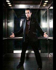 My interview with comedian Sebastian Maniscalco