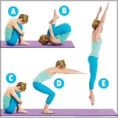 9 Pilates Moves That Burn Major Calories   Women's Health Magazine