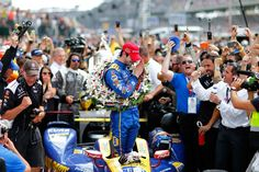Where Will Indianapolis 500 Champion Rossi be in 2017??