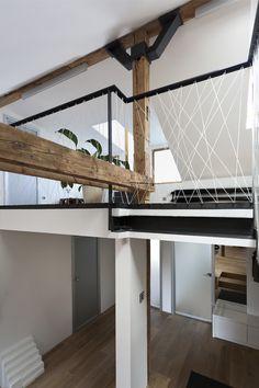 Gallery - Attic Loft Reconstruction / B² Architecture - 4