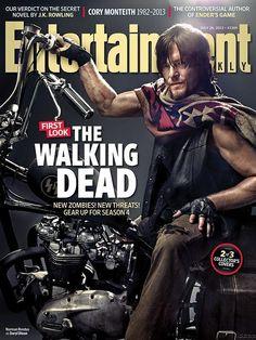 """La EW desvela tres nuevas imágenes de """"The Walking Dead"""" - Aullidos.com"""