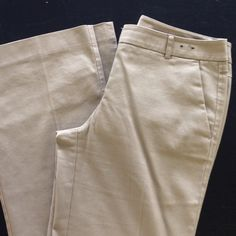 New York & Co khaki pants Basic khaki pants. Good shape New York & Company Pants Trousers