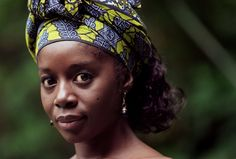 Akousa Busia, actress, novelist, and screenwriter, is the daughter of a prince of the house of Wenchi, a subgroup of the Ashanti ethnic group.