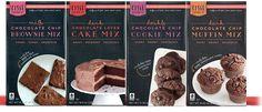 Baking Mixes