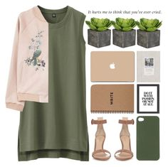 """Untitled #1068"" by chantellehofland on Polyvore featuring Nixon, Uniqlo, MANGO, Gianvito Rossi, Americanflat and 3M"