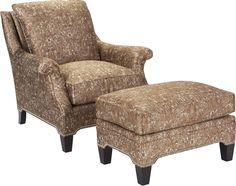 Brady Chair  Find out about this and other well-crafted Thomasville furniture when you visit your nearest Thomasville retailer. There, our designers will help you realize the perfect home that you've always imagined.