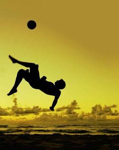 I really want to do another bicycle kick. I almost did one at practice but I…