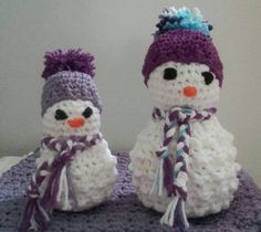Hey, I found this really awesome Etsy listing at https://www.etsy.com/uk/listing/469262397/scarfed-snowman-scarfed-snowmen-set-of