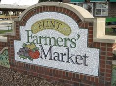 Farmer's Market Flint, Michigan. One of the nations top farmers markets