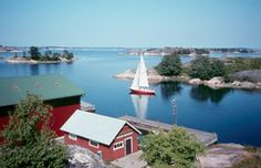 Panoramio - Photo of Berghamn, Nauvo, Nagu, Finland Finland Tour, Norway Sweden Finland, Finland Travel, Summer House Interiors, Sailing Adventures, Countries To Visit, Good Neighbor, Arctic Circle, City Landscape