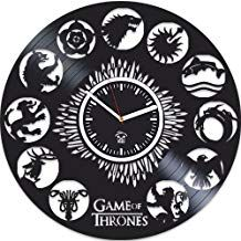 Wall Clock Silent, Birthday Gifts For Boys, Mother Of Dragons, Valentine Day Gifts, Vinyl Records, Clocks, Gifts For Her, Best Gifts, Future