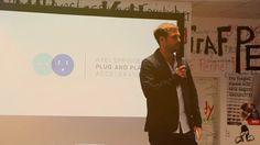 """""""Thank you for three months of unforgettable memories, invaluable lessons and amazing people"""" INCEND pitched at the Axel Springer Plug and Play Demo Day, after three months in the best accelerator program in Berlin / in the world. Thank you all for the great time!"""