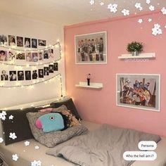 Army Room Decor, Cute Room Decor, Room Ideas Bedroom, Bedroom Decor, Army Bedroom, Bts, Aesthetic Room Decor, Dream Rooms, New Room