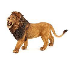 PAPO(パポ) 50157 ライオン(吠) 動物フィギュア 箱庭 - Yahoo!ショッピング - Tポイントが貯まる!使える!ネット通販