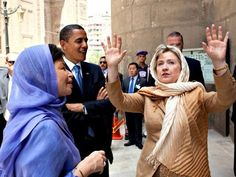 Why Hillary and Obama Prefer Islam to Christianity. Best article I've read explaining it.