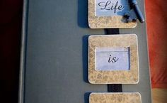 how to turn an old book into a photo album, crafts, repurposing upcycling