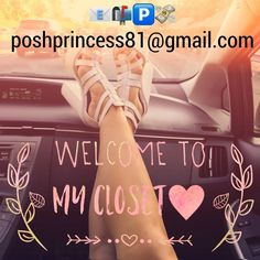 Meet your Posher, Lex Hi I'm Lex😋 I'm a Poshmark lover❤️ I trade occasionally & consider-accept reasonable offers often. Stuff is 100% authentic unless stated otherwise☺️ If u follow me I'll follow u. I like to share others items as often as I can. Don't hesitate to ask me anything, even if it's in the middle of the night. If u wanna submit an offer PLEASE use the offer button🙏🏼 Don't think I'll be offended by submitting your offer. U never know til u try! My 📧📬 for 🅿️ and other…