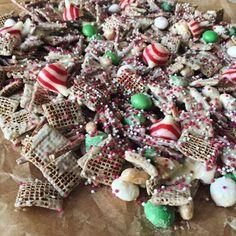 Christmas Crunch Marry Kotter