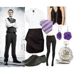 """Ianto Jones Inspired Look"" by beautifulposes on Polyvore"