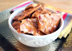 Best Of Show Dixie Peanut Brittle! Recipe