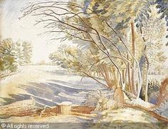 RAVILIOUS Eric,AFTERNOON IN THE FIELD,Sotheby's,London