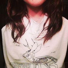 Our Jackalope shirt out in the wild!