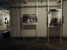 Installation view: Delio Jasse, SAVVY Contemporary, 2013