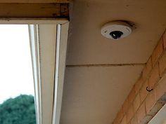 DIY: home surveillance with IP network cameras - CNET Home Security Alarm, Home Security Tips, Wireless Home Security Systems, Security Cameras For Home, Safety And Security, Video Security, Security Service, Security Cams, Personal Security