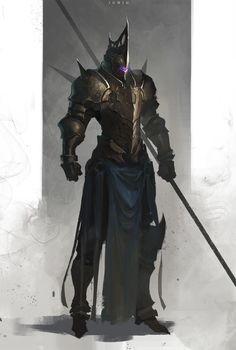 ArtStation - Fallen Gladiator, Ben Juniu
