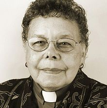 Leontine T. Kelly - first black woman bishop of any Christian denomination