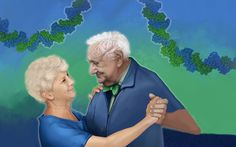 """An eight-year-long accrual and analysis of the whole genome sequences of healthy elderly people, or """"Wellderly,"""" has revealed a higher-than-normal presence..."""