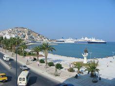 Kusadasi Port, Turkey