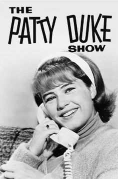 """The Patty Duke Show"" (1963-66) Patty Duke as Patty Lane"