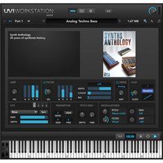 UVI Synths Anthology