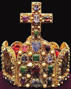 Austrian crown jewels, Otto I