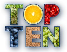 Top 10 Foods to avoid and Top 10 Foods for Weight Loss!