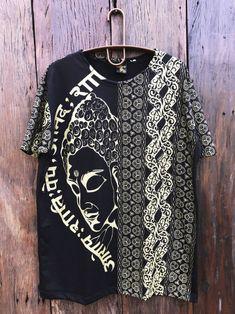 319e8ad7c2 Camiseta Indiana Masculina Buda Preta. Apenas R  53