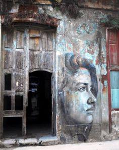 Wall Art in Cuba – Pen2Paint