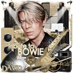MI RINCÓN GÓTICO: Tribute to David Bowie