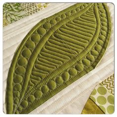One Wonderful Curve, quilt by Jenny Pedigo and Helen Robinson | Sew Kind Of Wonderful 2015