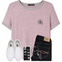 One Of My Old Plain Tee+Jeans+Converse Sets Has 6,000+ Views😂😂