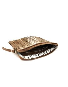 4f3bf6ba8859 The hand woven leather purse is the perfect companion for your next  mini-break or. Brown Leather PursesCredit CardsHair ...