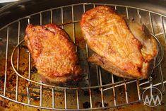 Pork, Meat, Asia, Kale Stir Fry, Pork Chops