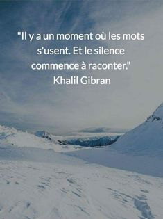 Citation Pour plus ->anais. Sad Love Quotes, Best Inspirational Quotes, Quotes To Live By, French Quotes, English Quotes, Khalil Gibran Citations, Khalil Gibran Quotes, Positive Attitude, Positive Quotes